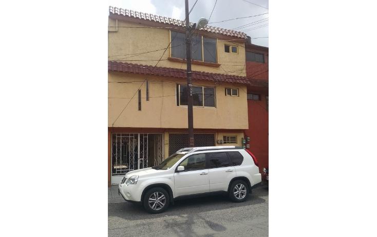 Foto de casa en venta en  , los reyes ixtacala 2da. sección, tlalnepantla de baz, méxico, 1355559 No. 01
