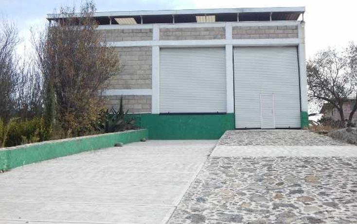Foto de nave industrial en venta en  , los reyes, jocotitlán, méxico, 1070445 No. 08