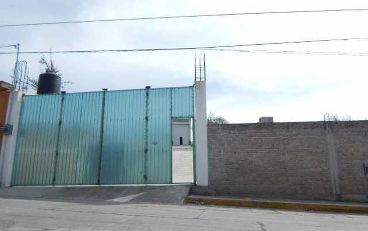 Foto de nave industrial en venta en  , los reyes, jocotitlán, méxico, 1070445 No. 10