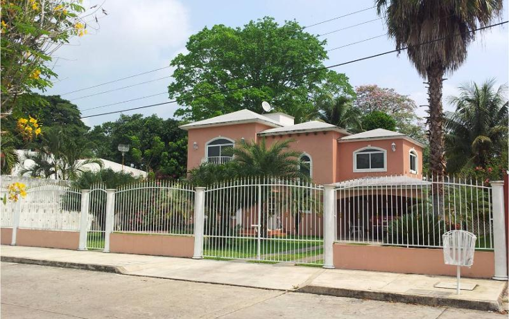 Foto de casa en venta en  , los reyes loma alta, c?rdenas, tabasco, 412377 No. 02
