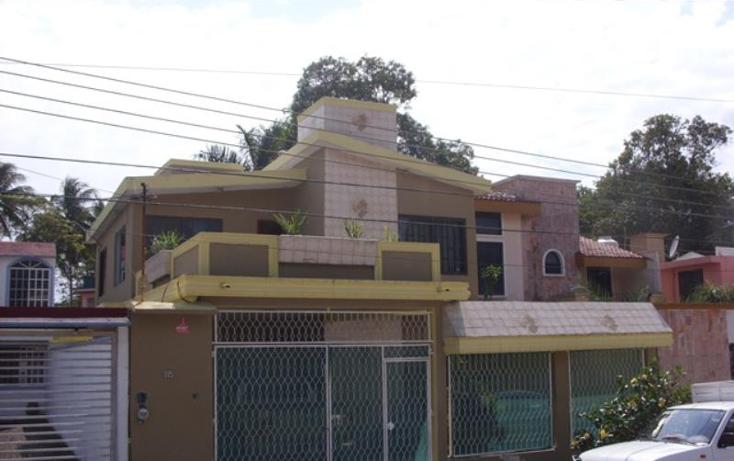 Foto de casa en venta en  , los reyes loma alta, c?rdenas, tabasco, 797085 No. 01