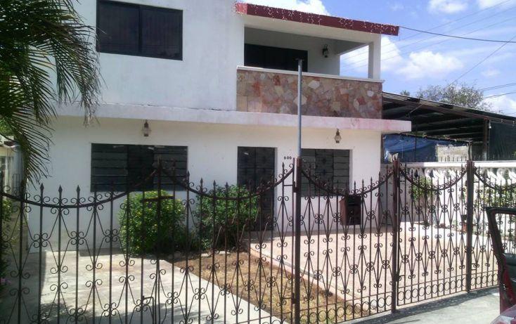 Foto de casa en renta en, los reyes, mérida, yucatán, 1861948 no 01