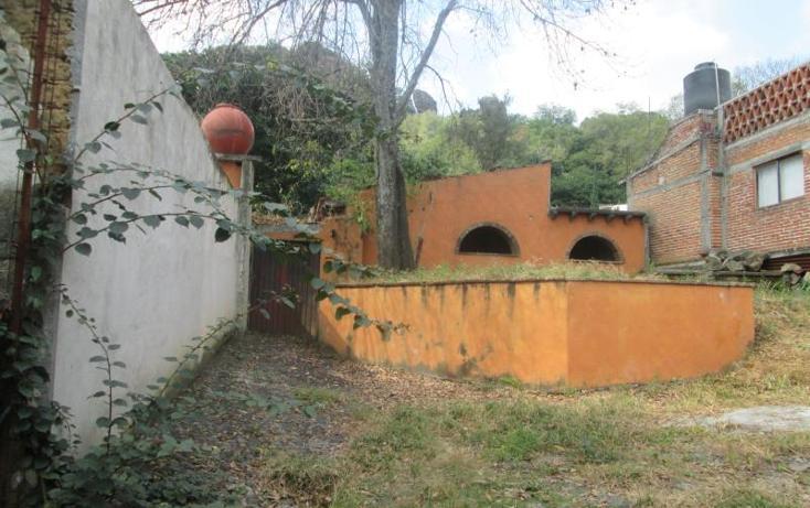 Foto de terreno habitacional en venta en  , los reyes, tepoztl?n, morelos, 966921 No. 01