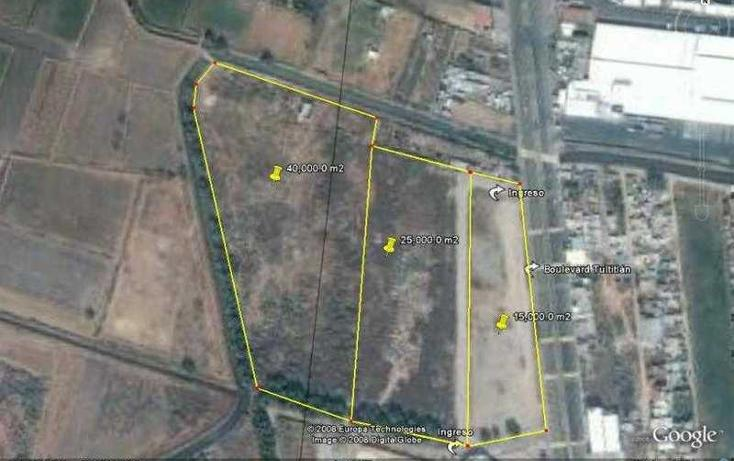 Foto de terreno habitacional en venta en  , los reyes, tultitlán, méxico, 1835632 No. 04