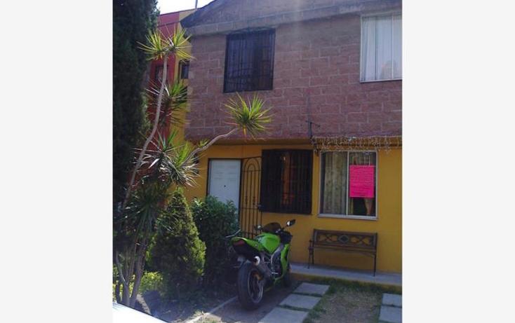 Foto de casa en venta en  , los reyes, tultitl?n, m?xico, 998115 No. 01