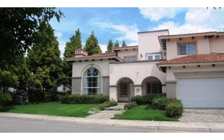 Foto de casa en venta en  , los robles, lerma, m?xico, 1170739 No. 01