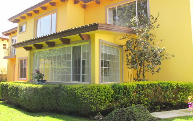 Foto de casa en renta en  , los robles, lerma, méxico, 1445515 No. 01