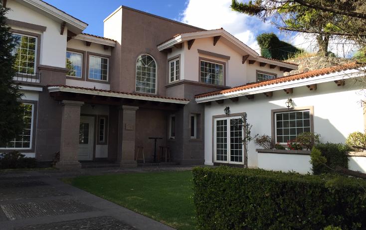 Foto de casa en renta en  , los robles, lerma, méxico, 1549136 No. 01