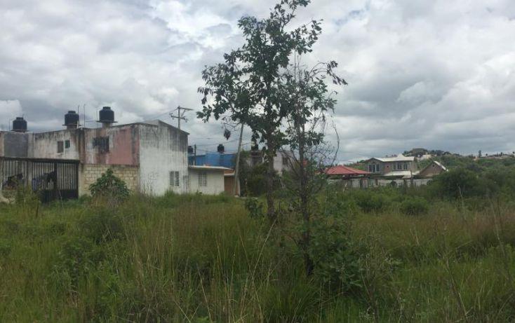 Foto de terreno habitacional en venta en los robles, los robles, comitán de domínguez, chiapas, 1455957 no 08