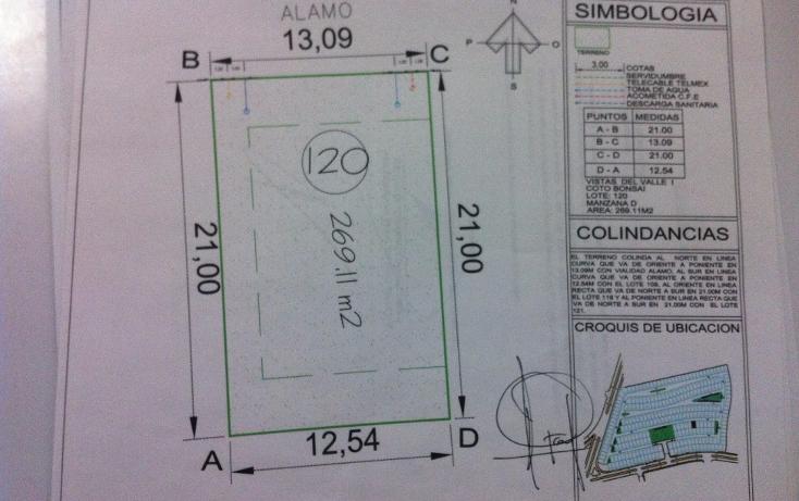 Foto de terreno habitacional en venta en  , los robles, zapopan, jalisco, 942853 No. 05