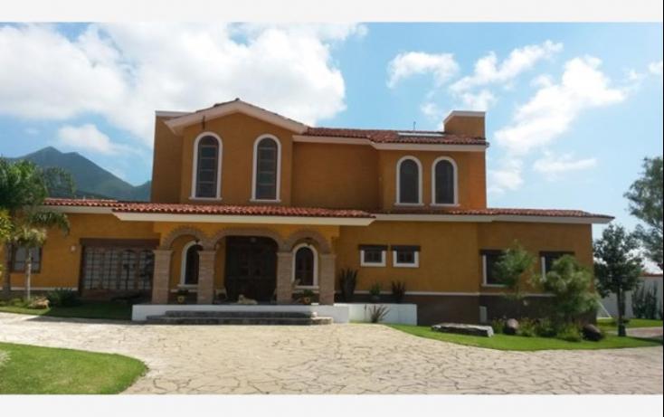 Foto de rancho en venta en los rodriguez 001, hector caballero, santiago, nuevo león, 626132 no 01