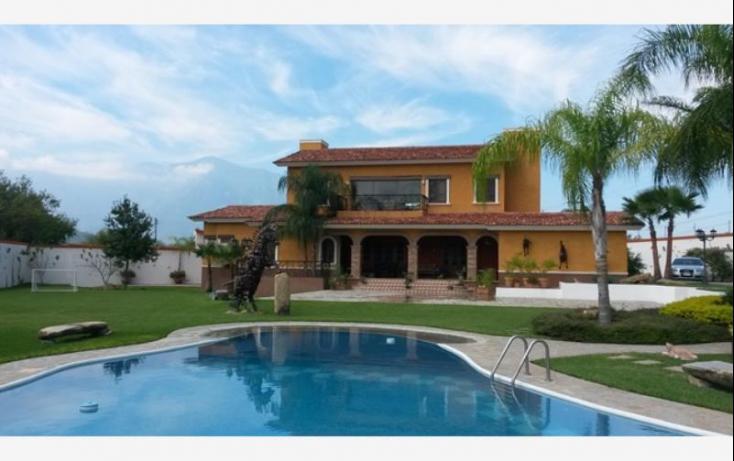 Foto de rancho en venta en los rodriguez 001, hector caballero, santiago, nuevo león, 626132 no 27
