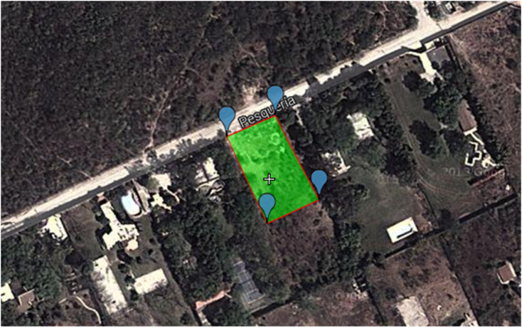 Foto de terreno habitacional en venta en  , los rodriguez, santiago, nuevo león, 1054753 No. 01