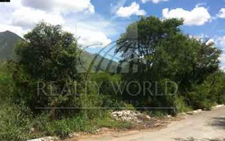 Foto de terreno habitacional en venta en  , los rodriguez, santiago, nuevo león, 1066117 No. 01
