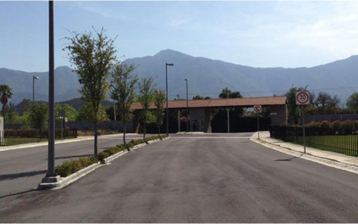 Foto de terreno habitacional en venta en  , los rodriguez, santiago, nuevo león, 1114867 No. 05