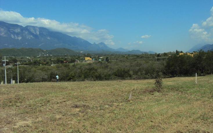 Foto de terreno habitacional en venta en  , los rodriguez, santiago, nuevo león, 1241275 No. 03