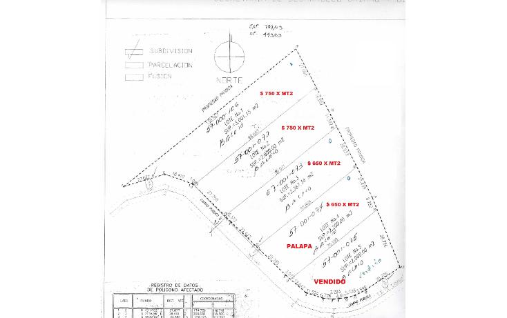 Foto de terreno habitacional en venta en  , los rodriguez, santiago, nuevo león, 1241275 No. 13