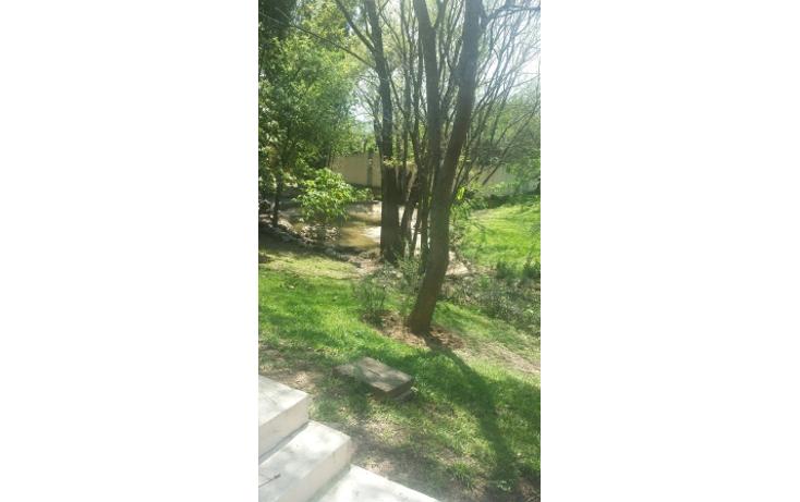 Foto de rancho en venta en  , los rodriguez, santiago, nuevo león, 1261187 No. 23