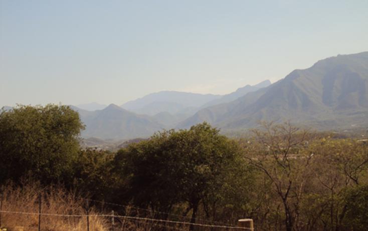 Foto de terreno habitacional en venta en  , los rodriguez, santiago, nuevo león, 1269693 No. 08