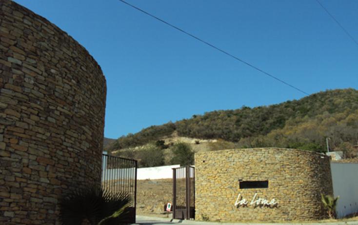 Foto de terreno habitacional en venta en  , los rodriguez, santiago, nuevo león, 1269693 No. 09