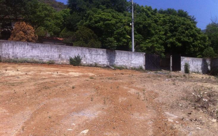 Foto de terreno habitacional en venta en  , los rodriguez, santiago, nuevo le?n, 1572164 No. 01