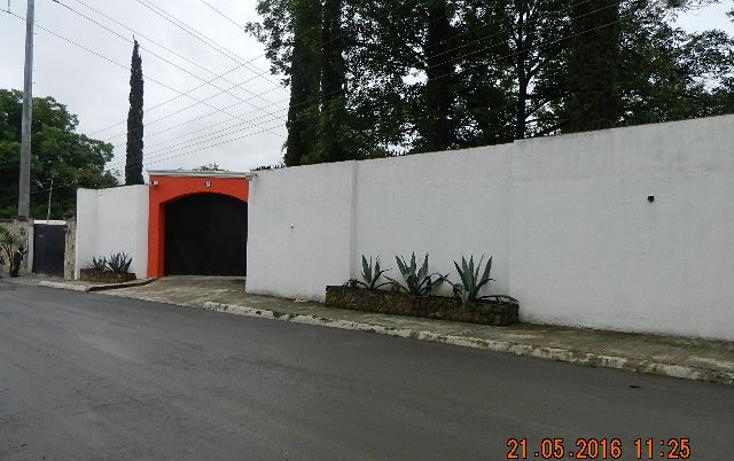 Foto de casa en renta en  , los rodriguez, santiago, nuevo león, 1931070 No. 01