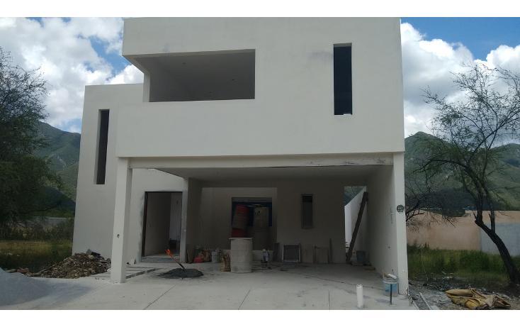 Foto de casa en venta en  , los rodriguez, santiago, nuevo león, 2012167 No. 01