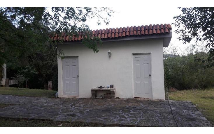 Foto de rancho en venta en  , los rodriguez, santiago, nuevo león, 2637135 No. 11