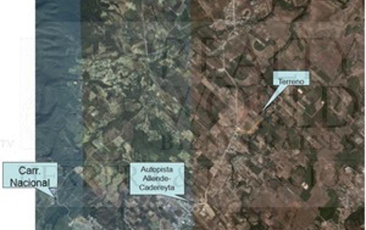 Foto de terreno habitacional en venta en, los sabinos, allende, nuevo león, 252894 no 04