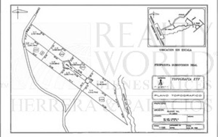 Foto de terreno habitacional en venta en, los sabinos, allende, nuevo león, 252894 no 05