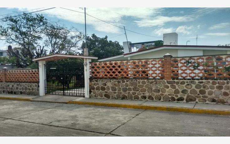 Foto de casa en renta en  , los sabinos, cuautla, morelos, 1543568 No. 01