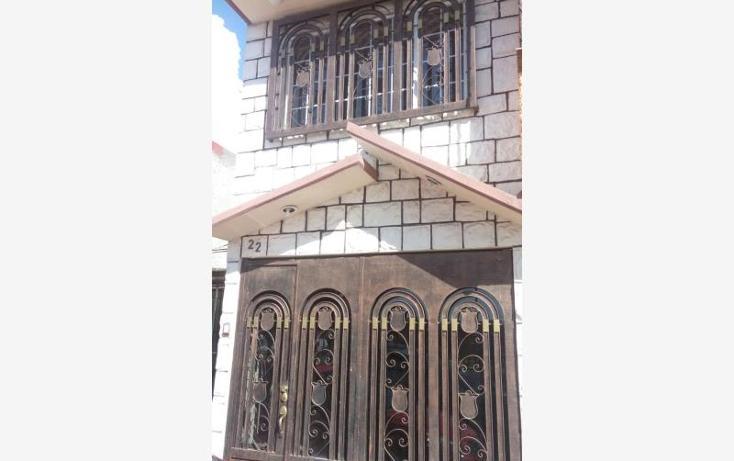 Foto de casa en venta en  , los sabinos ii, coacalco de berriozábal, méxico, 2030946 No. 01
