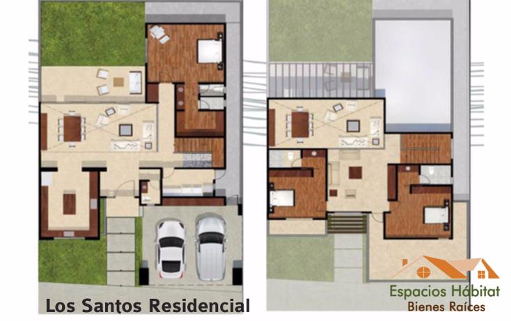 Foto de casa en venta en  , los santos residencial, hermosillo, sonora, 1280999 No. 04