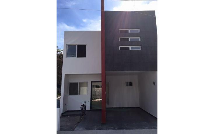 Foto de casa en venta en  , los sauces, rioverde, san luis potosí, 1436415 No. 01