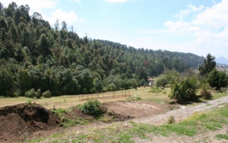Foto de terreno habitacional en venta en  , los saúcos, valle de bravo, méxico, 829461 No. 03