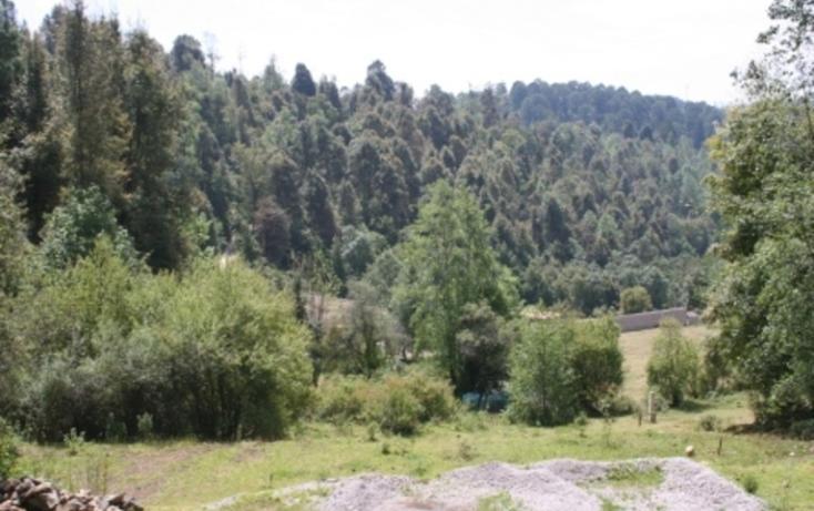 Foto de terreno habitacional en venta en  , los saúcos, valle de bravo, méxico, 829461 No. 05