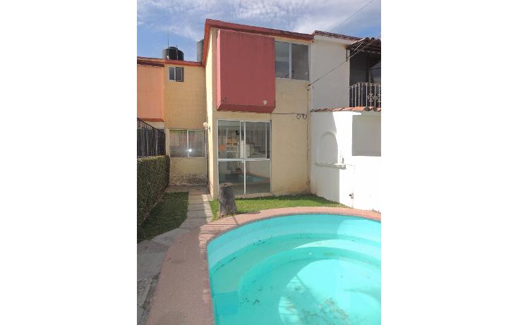 Foto de casa en venta en  , los soles, jiutepec, morelos, 1624176 No. 01