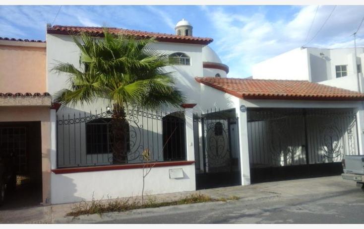Foto de casa en venta en  , los tulipanes, saltillo, coahuila de zaragoza, 1607230 No. 01