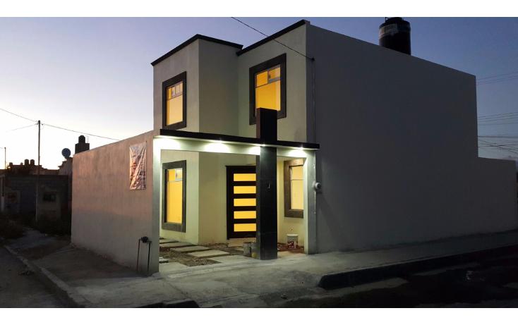 Foto de casa en venta en  , los tuzos, mineral de la reforma, hidalgo, 1354731 No. 01