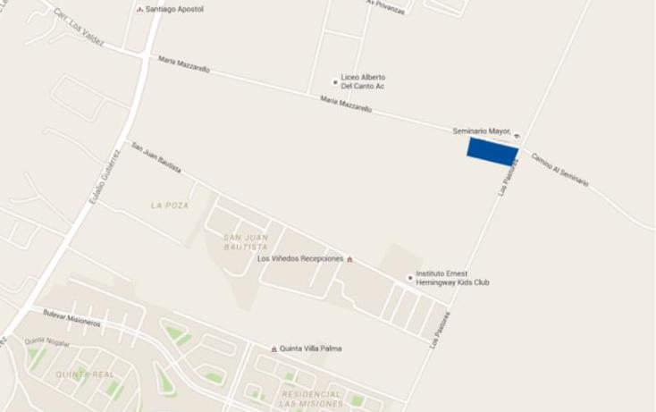 Foto de terreno comercial en venta en  , los valdez, saltillo, coahuila de zaragoza, 1669570 No. 02
