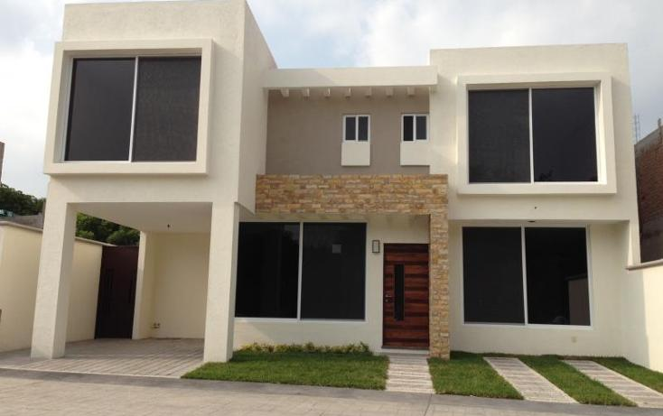 Foto de casa en venta en  , los volcanes, cuernavaca, morelos, 1222855 No. 01
