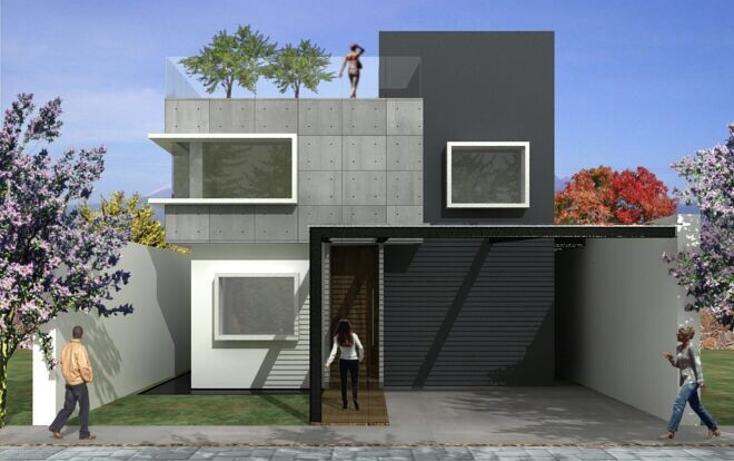 Foto de casa en venta en  , los volcanes, cuernavaca, morelos, 1442207 No. 01