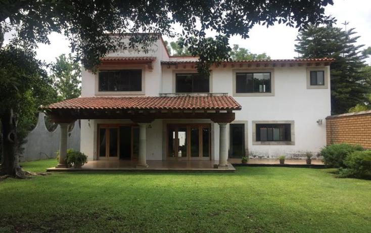 Foto de casa en venta en  , los volcanes, cuernavaca, morelos, 1530926 No. 04