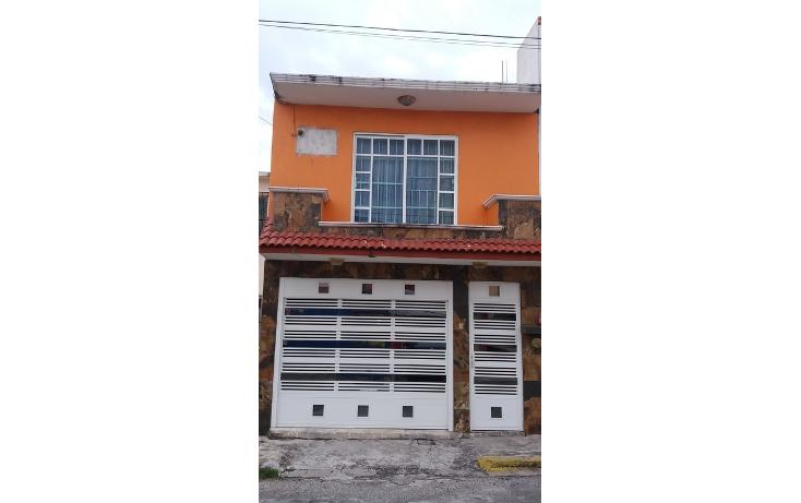 Foto de casa en venta en  , los volcanes, veracruz, veracruz de ignacio de la llave, 1514418 No. 01