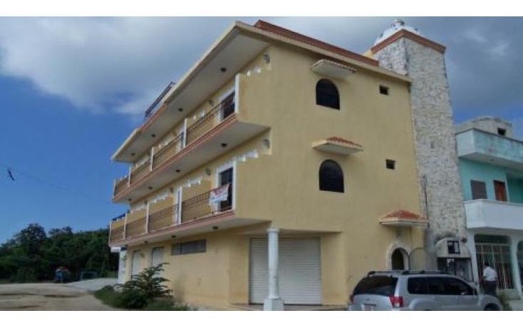 Foto de edificio en venta en lote 01 manzana 12 entre calle punta piedra y caleta 01, akumal, tulum, quintana roo, 419746 No. 01