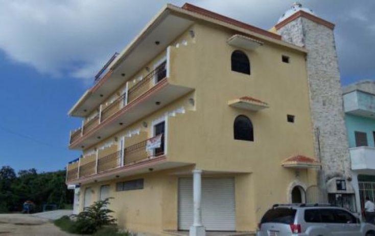 Foto de edificio en venta en lote 01 mz 12 entre calle punta piedra y caleta 01, akumal, tulum, quintana roo, 419746 no 01