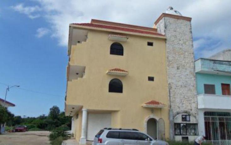 Foto de edificio en venta en lote 01 mz 12 entre calle punta piedra y caleta 01, akumal, tulum, quintana roo, 419746 no 09