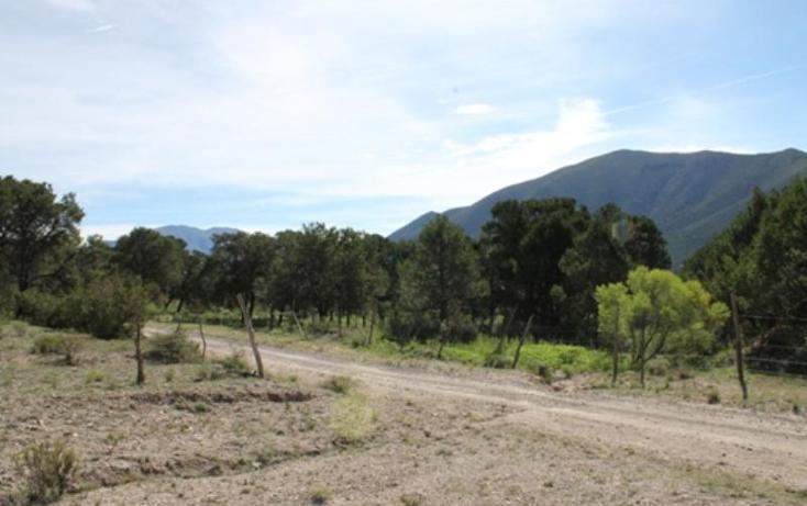 Foto de terreno habitacional en venta en  lote 1, arteaga centro, arteaga, coahuila de zaragoza, 384702 No. 02