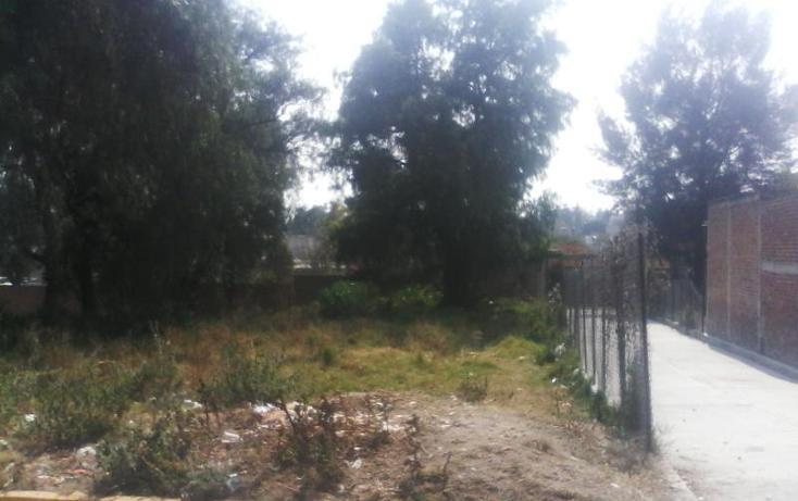 Foto de terreno comercial en renta en luz casas lote 1, coyotepec, coyotepec, méxico, 734441 No. 01