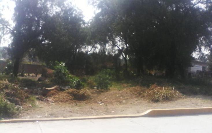 Foto de terreno comercial en renta en  lote 1, coyotepec, coyotepec, méxico, 734441 No. 04